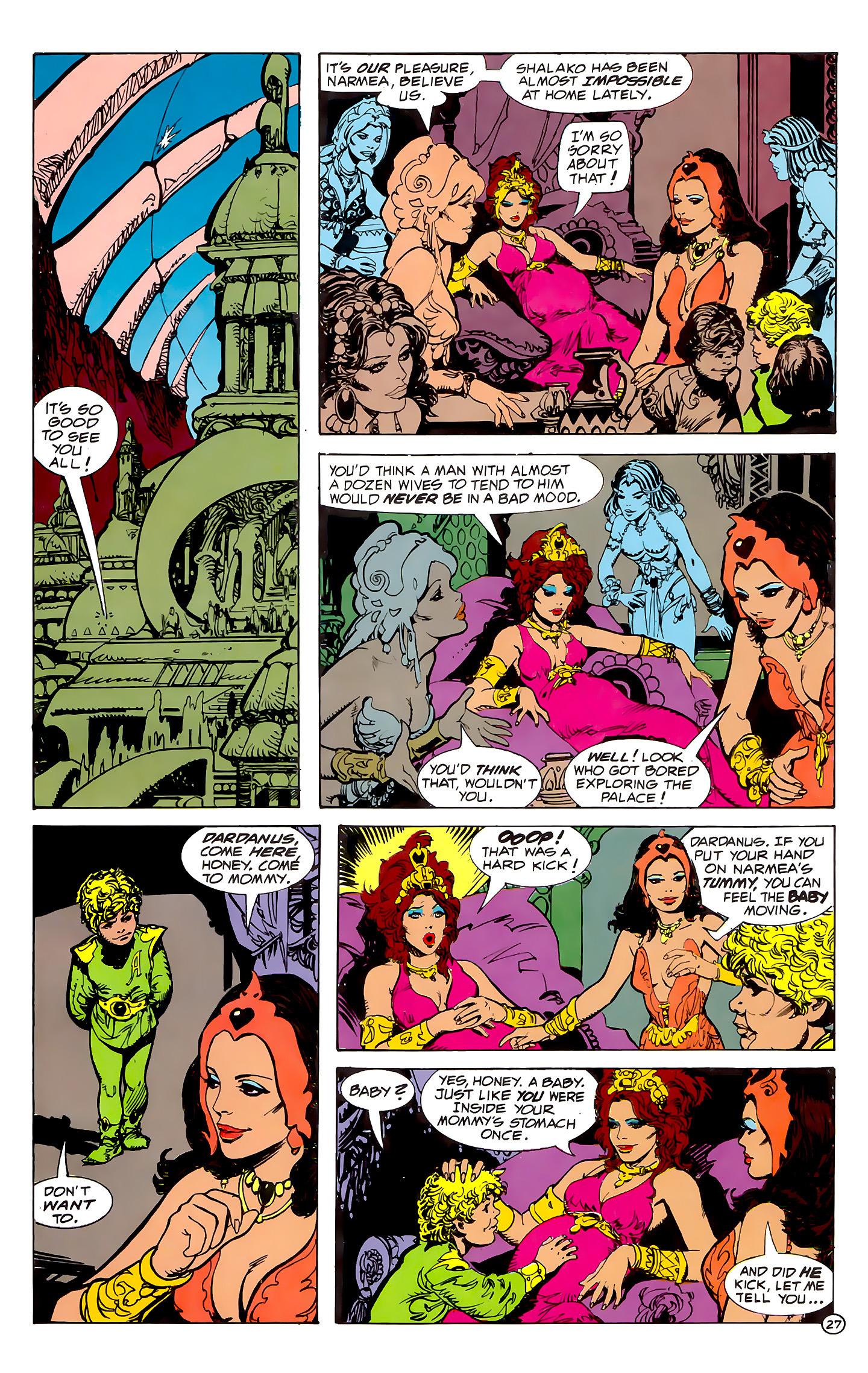 Read online Atlantis Chronicles comic -  Issue #1 - 27