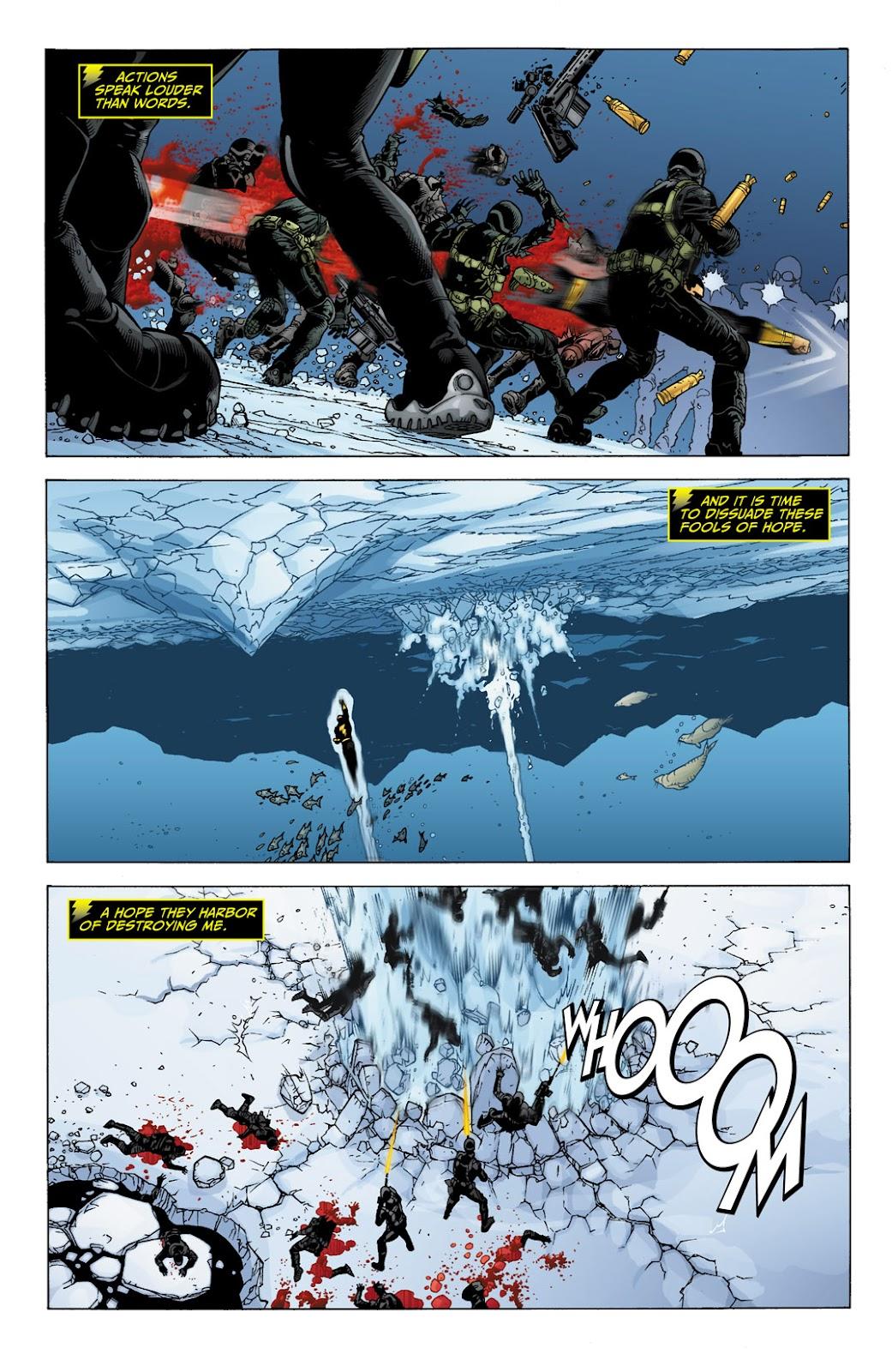 Black Adam: The Dark Age issue 6 - Page 3