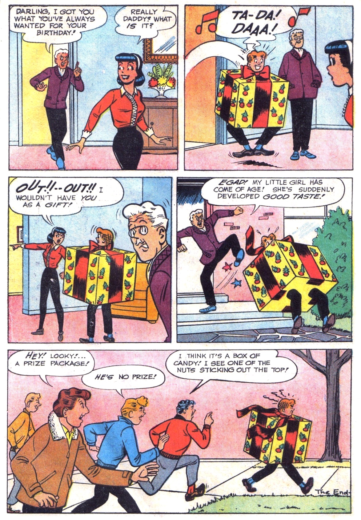 Read online Archie (1960) comic -  Issue #147 - 18