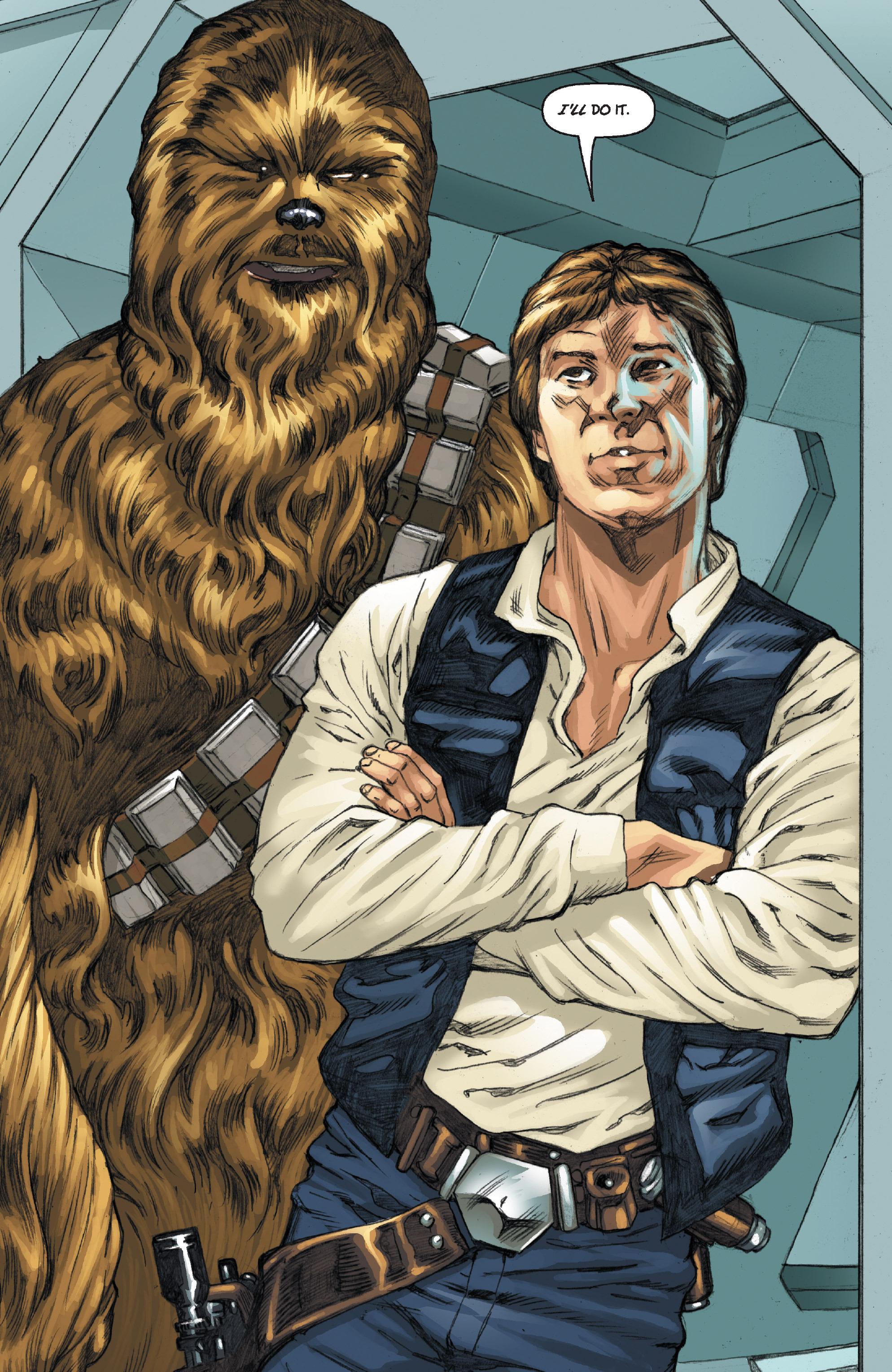 Read online Star Wars Omnibus comic -  Issue # Vol. 17 - 331