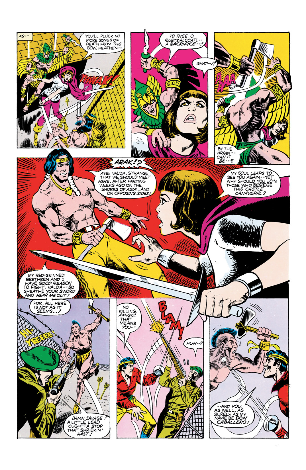 Read online All-Star Squadron comic -  Issue #55 - 6