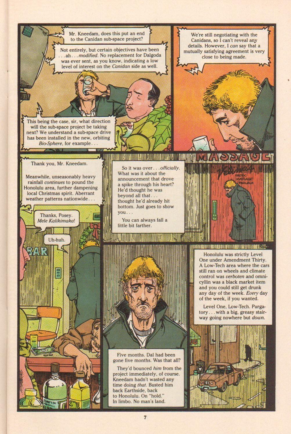 Read online Dalgoda comic -  Issue #4 - 9