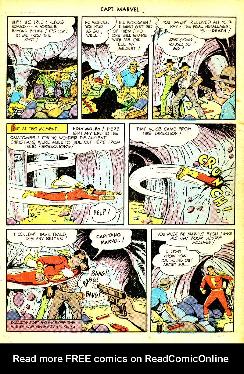 Captain Marvel Adventures issue 93 - Page 7