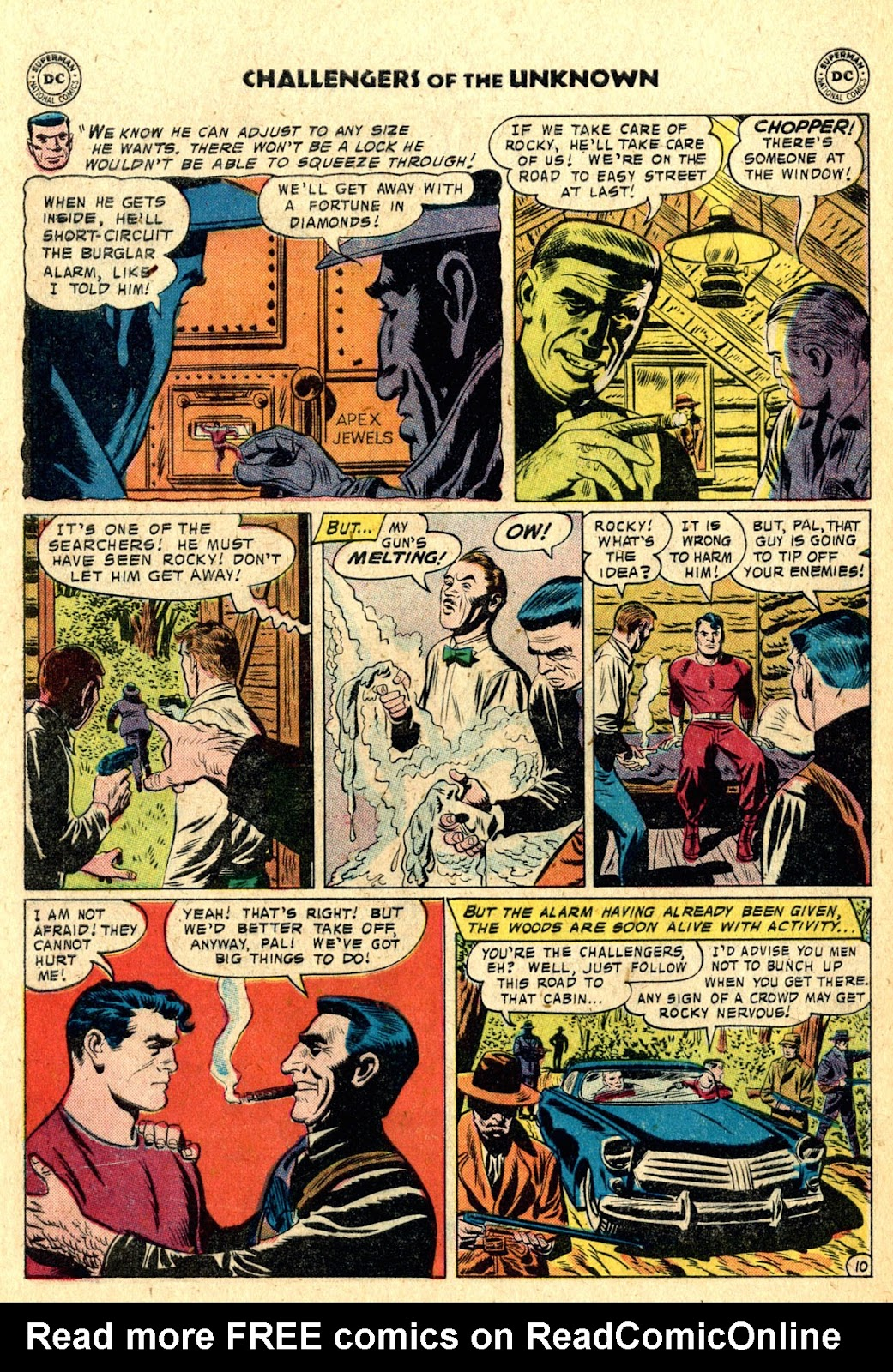 Challengers of the Unknown (1958) issue 3 - Page 28