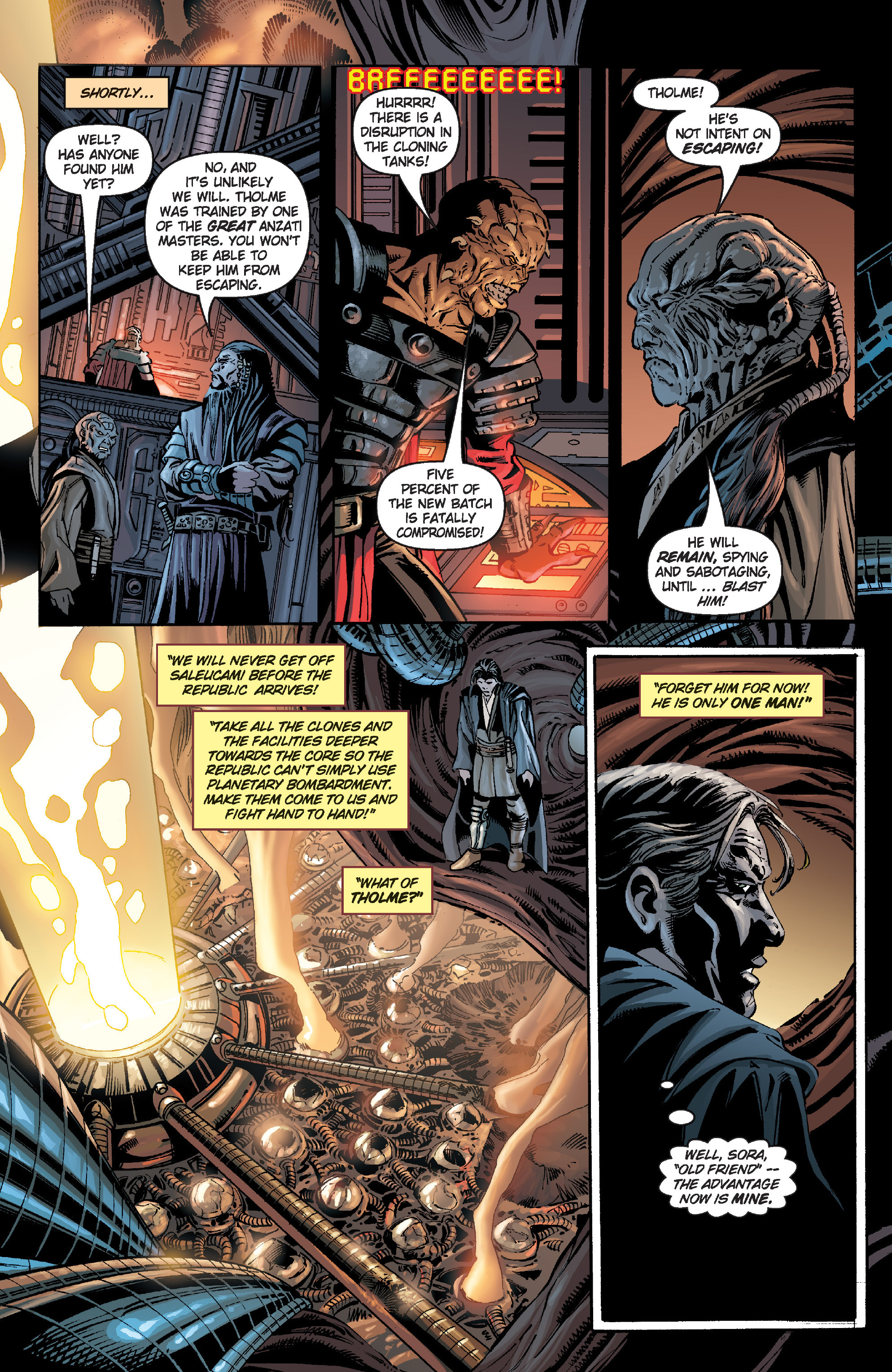 Read online Star Wars Omnibus comic -  Issue # Vol. 26 - 252