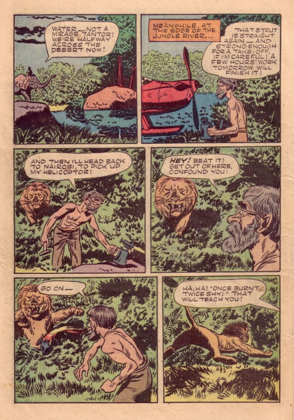 Tarzan (1948) issue 40 - Page 16