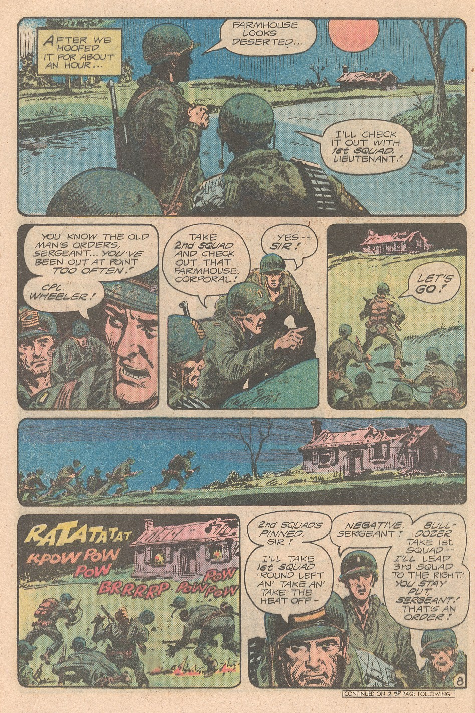 Sgt. Rock issue 379 - Page 9