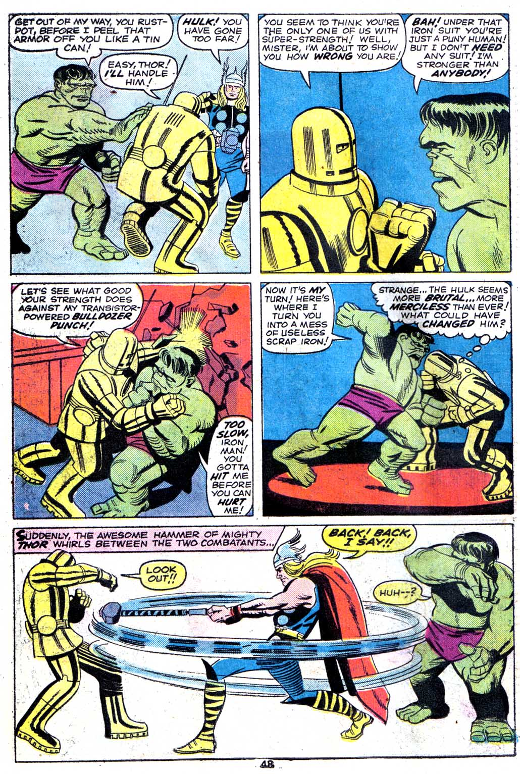 Giant-Size Avengers (1974) issue 3 - Page 50
