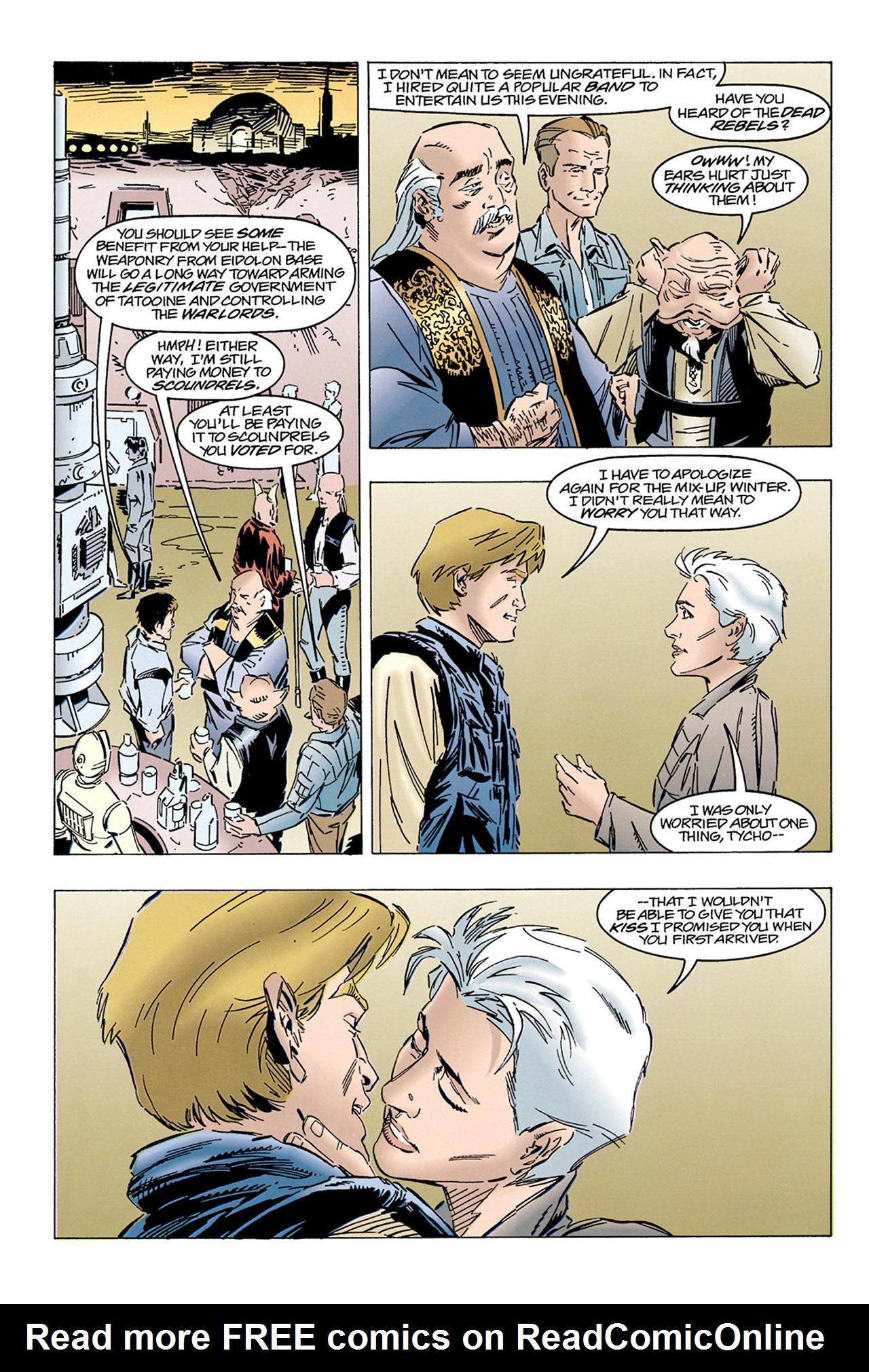 Read online Star Wars Omnibus comic -  Issue # Vol. 2 - 115