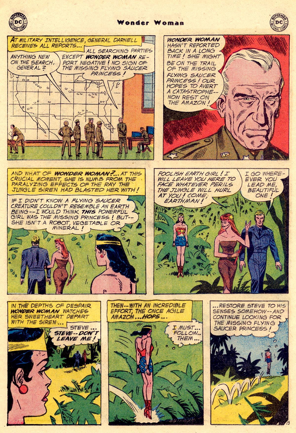 Read online Wonder Woman (1942) comic -  Issue #110 - 17
