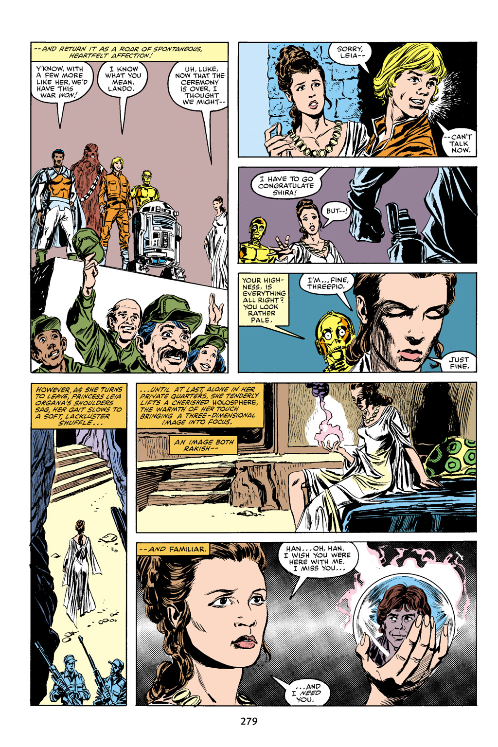 Read online Star Wars Omnibus comic -  Issue # Vol. 16 - 274