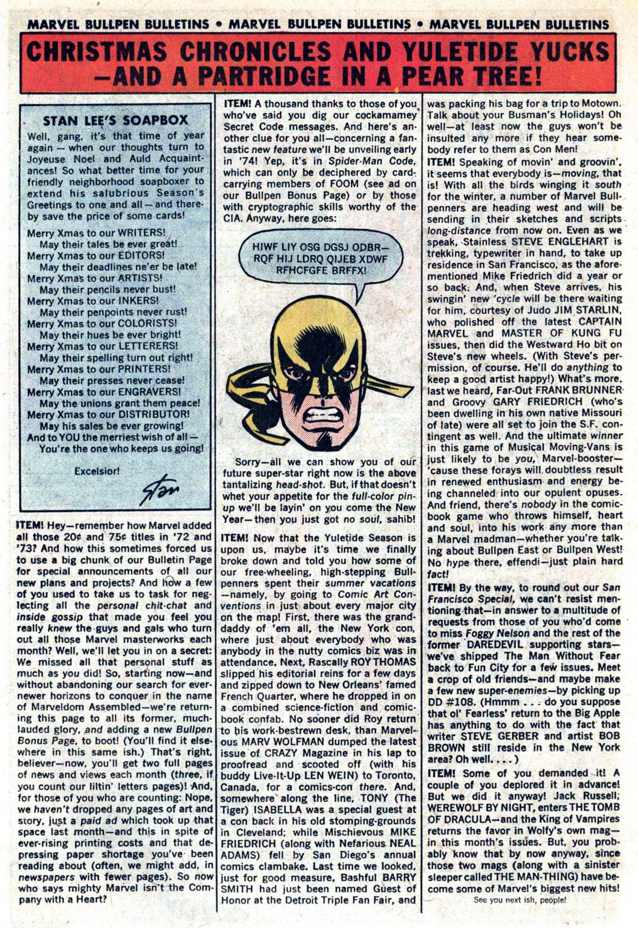 Read online Amazing Adventures (1970) comic -  Issue #23 - 21