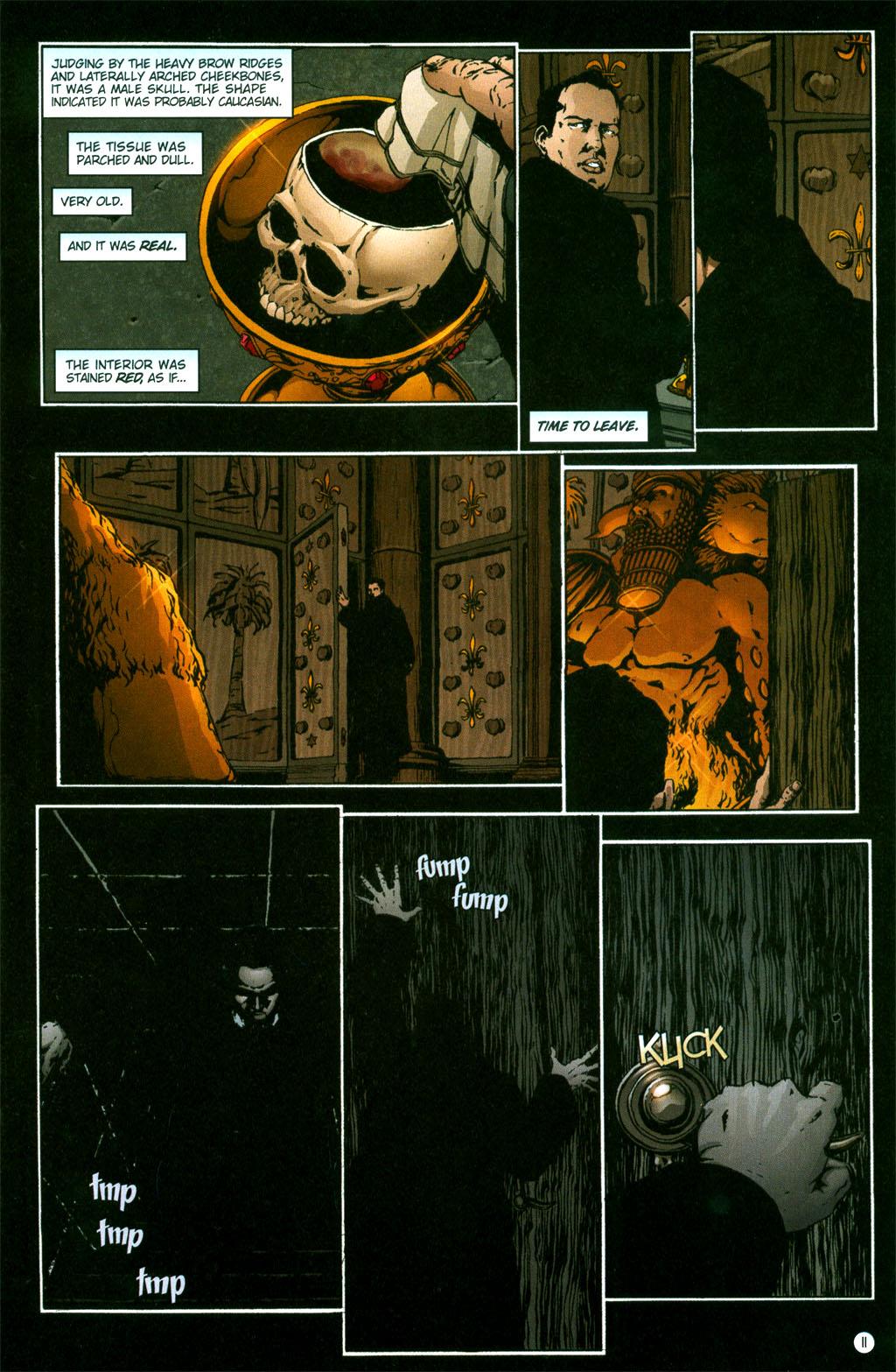 Read online Rex Mundi comic -  Issue #5 - 13