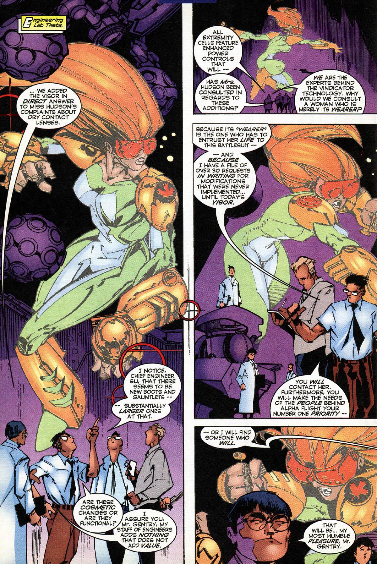 Read online Alpha Flight (1997) comic -  Issue #14 - 26