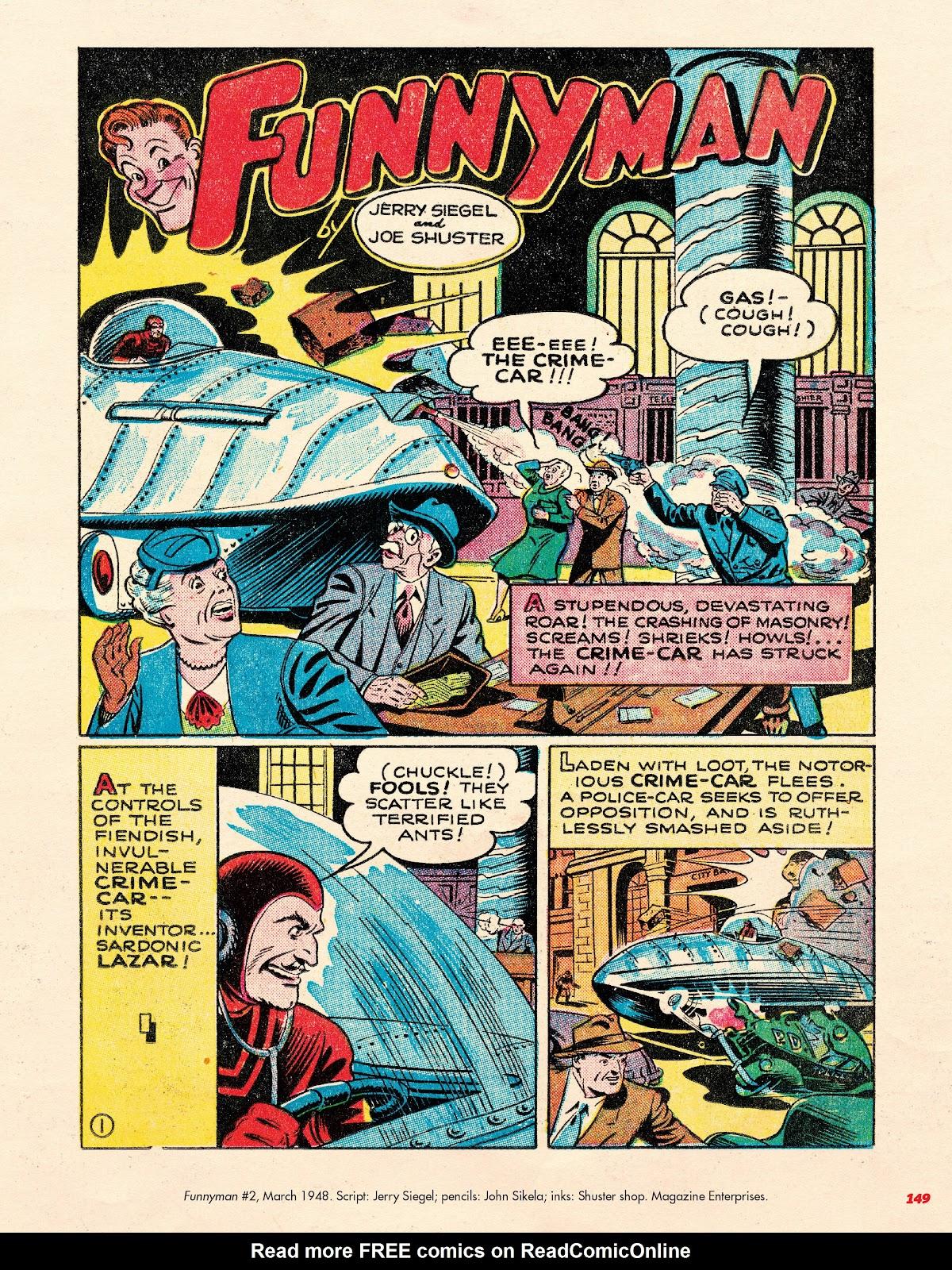 Read online Super Weird Heroes comic -  Issue # TPB 1 (Part 2) - 49