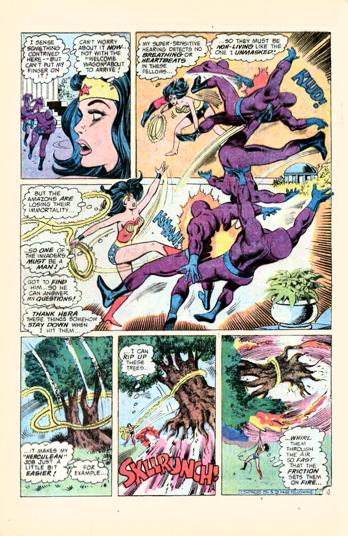 Read online Wonder Woman (1942) comic -  Issue #223 - 11