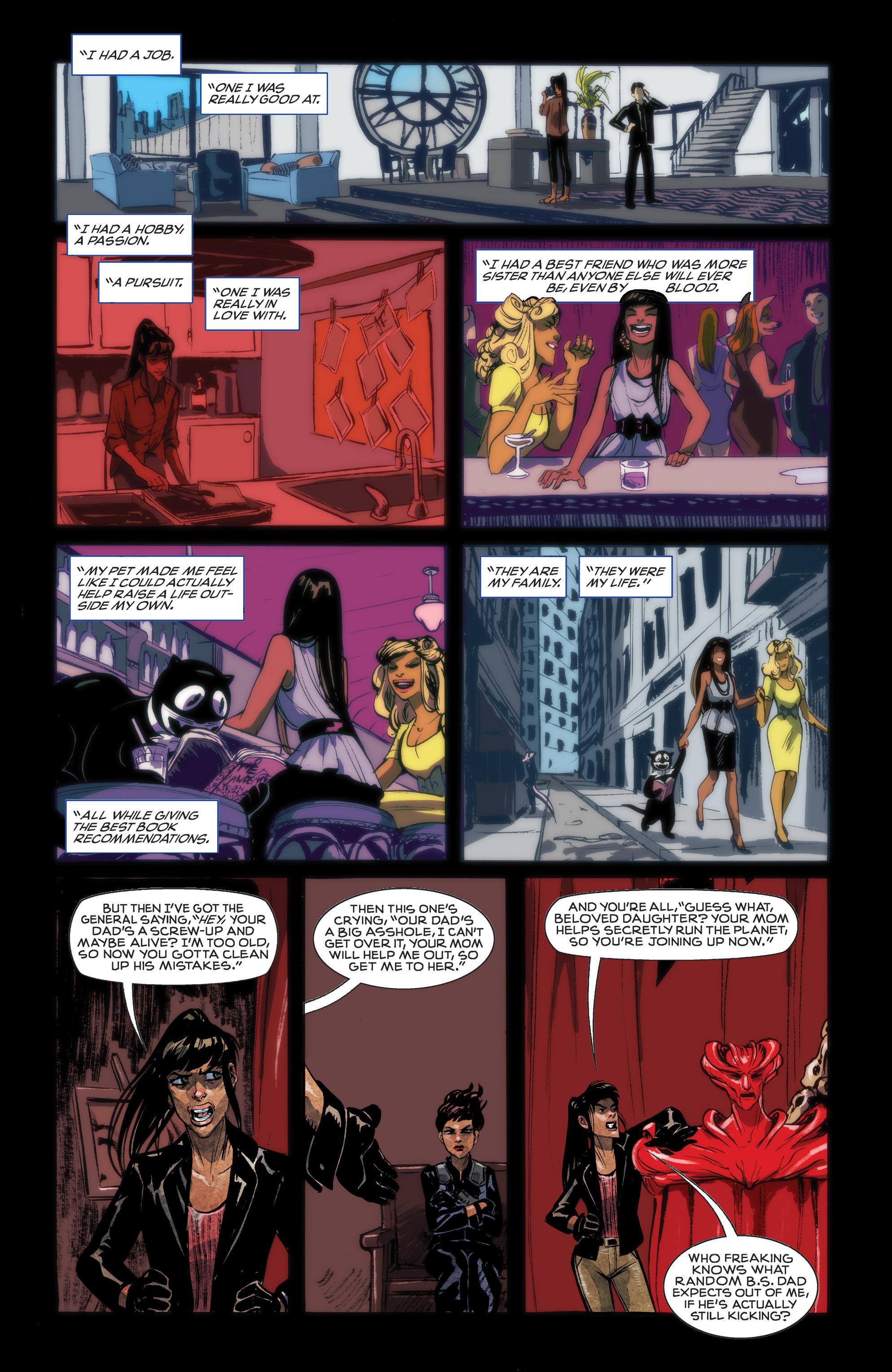 Read online Shutter comic -  Issue #12 - 17