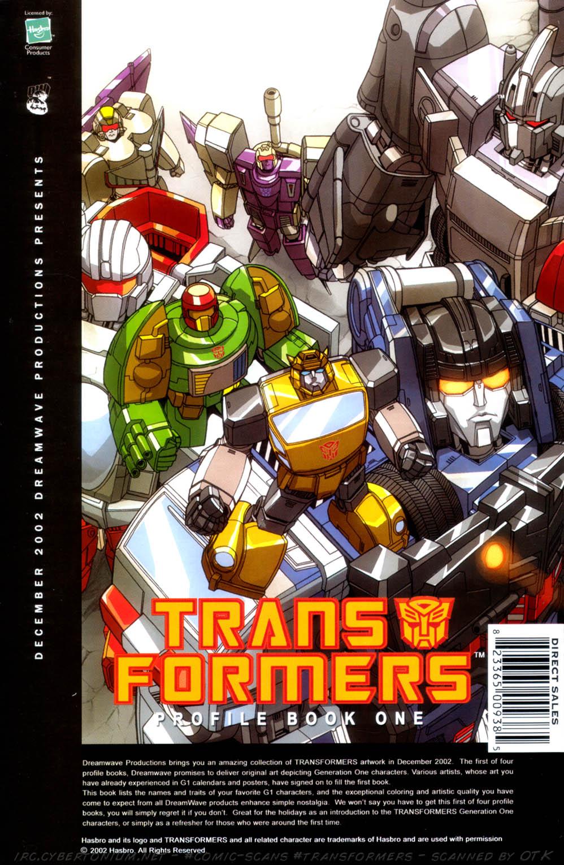 Read online Transformers Armada comic -  Issue #4 - 25