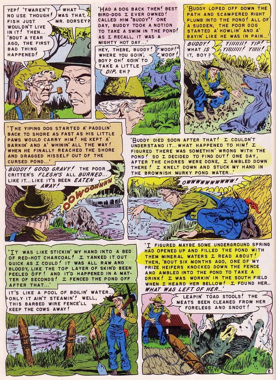 Weird Fantasy (1951) issue 11 - Page 25