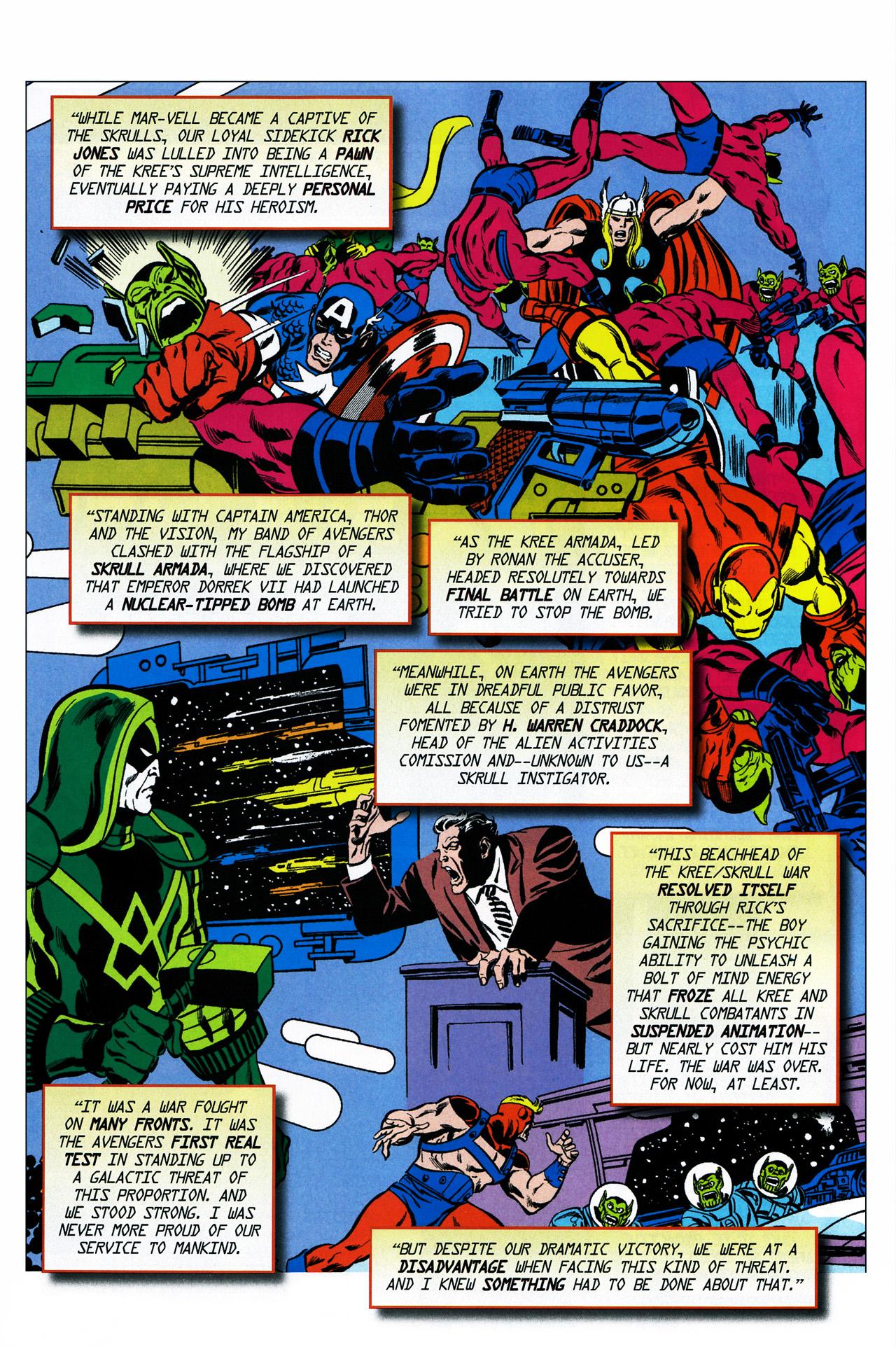 Read online Secret Invasion Saga comic -  Issue # Full - 14