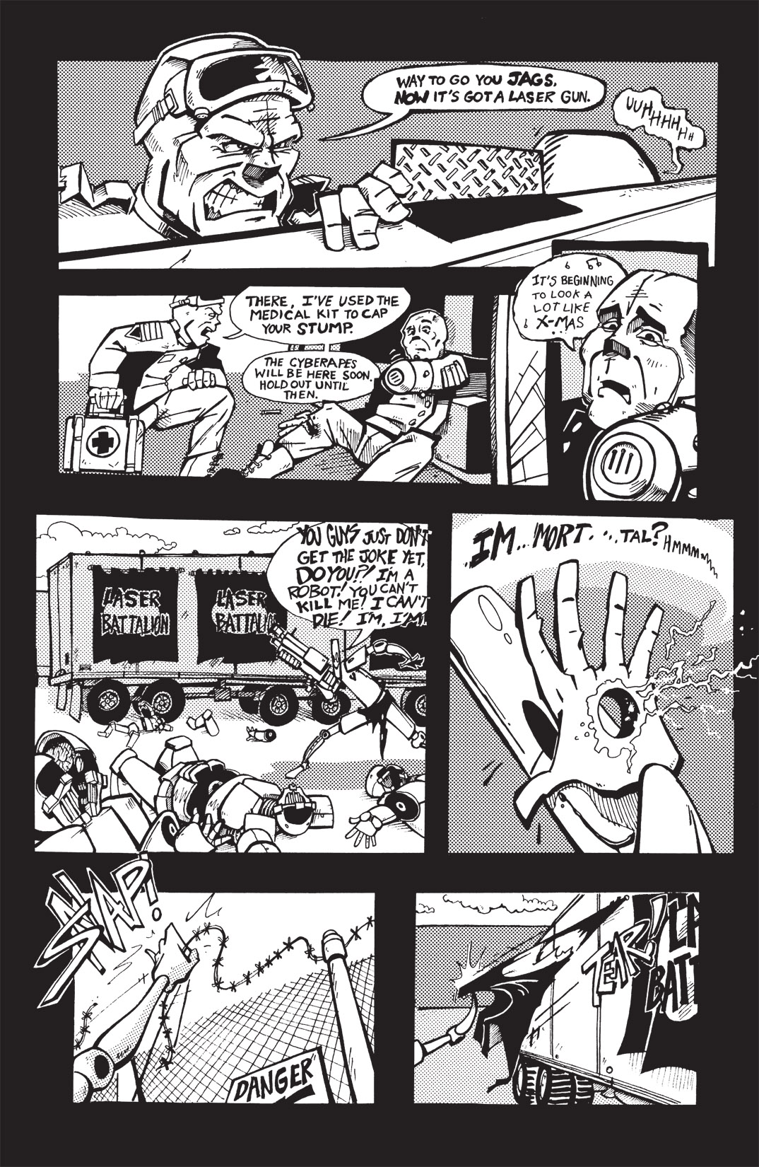 Read online Scud: The Disposable Assassin: The Whole Shebang comic -  Issue # TPB (Part 1) - 73