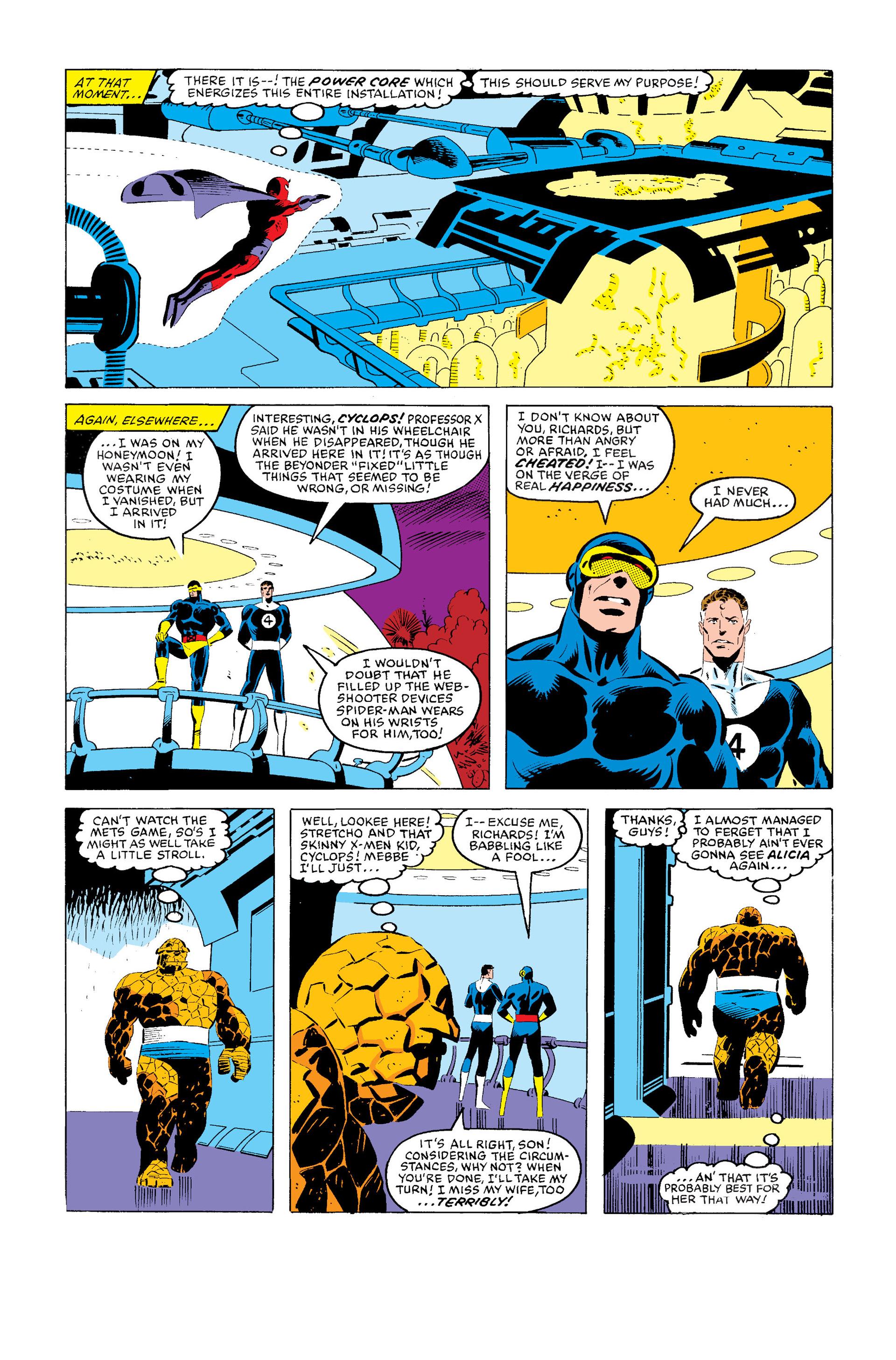 Read online Secret Wars (1985) comic -  Issue #2 - 19