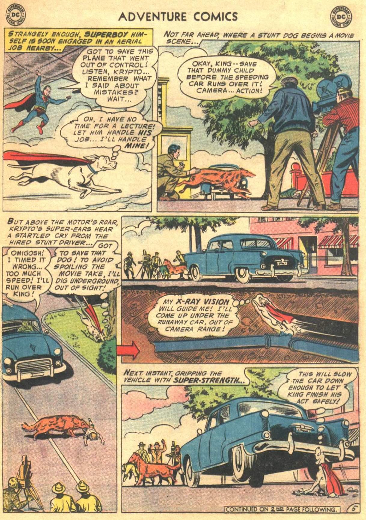 Read online Adventure Comics (1938) comic -  Issue #330 - 26