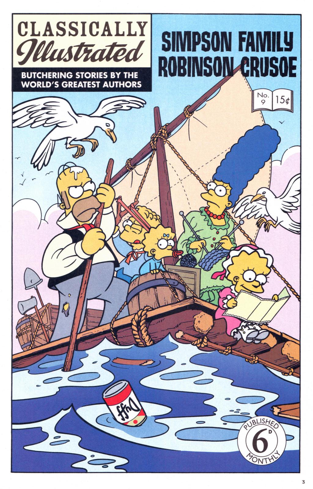 Read online Simpsons Comics comic -  Issue #127 - 4