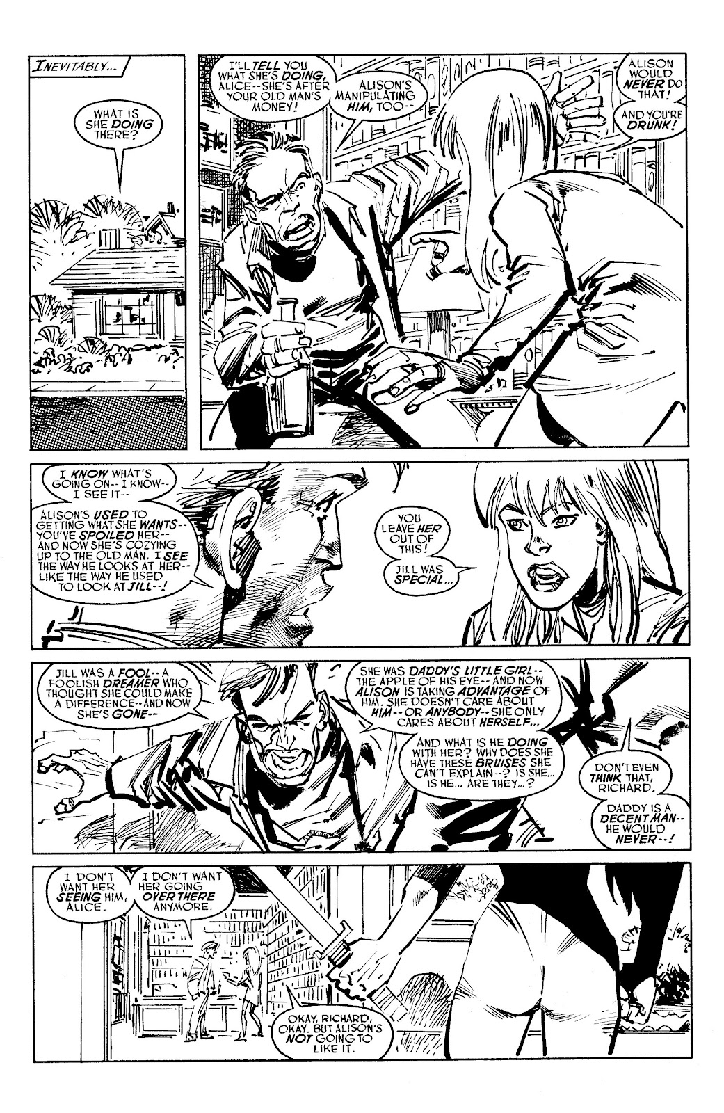 Read online Savage Dragon Archives comic -  Issue # TPB 6 (Part 5) - 63