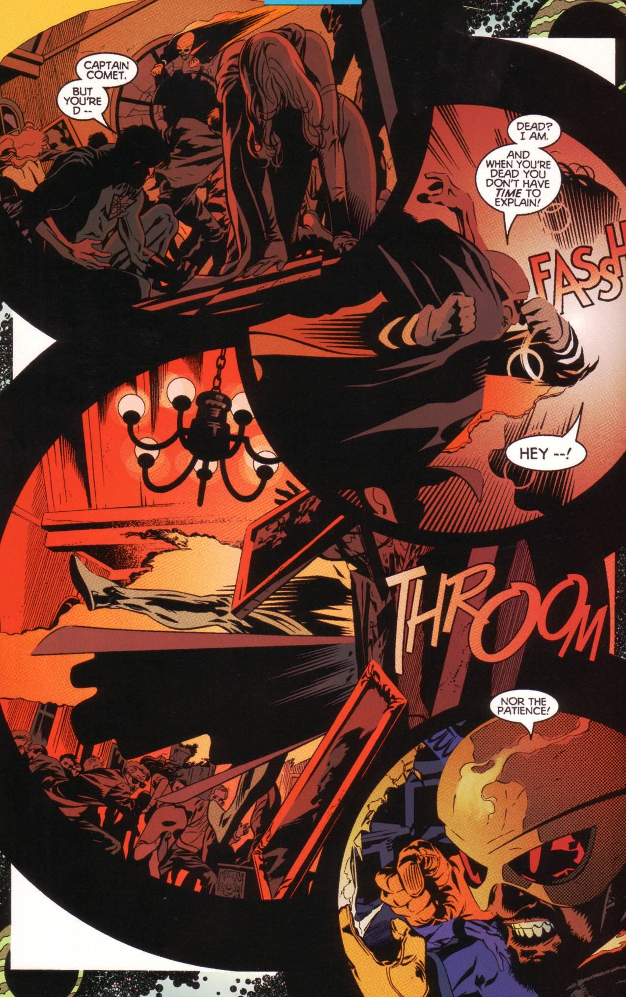 Read online Tangent Comics/ Green Lantern comic -  Issue # Full - 11