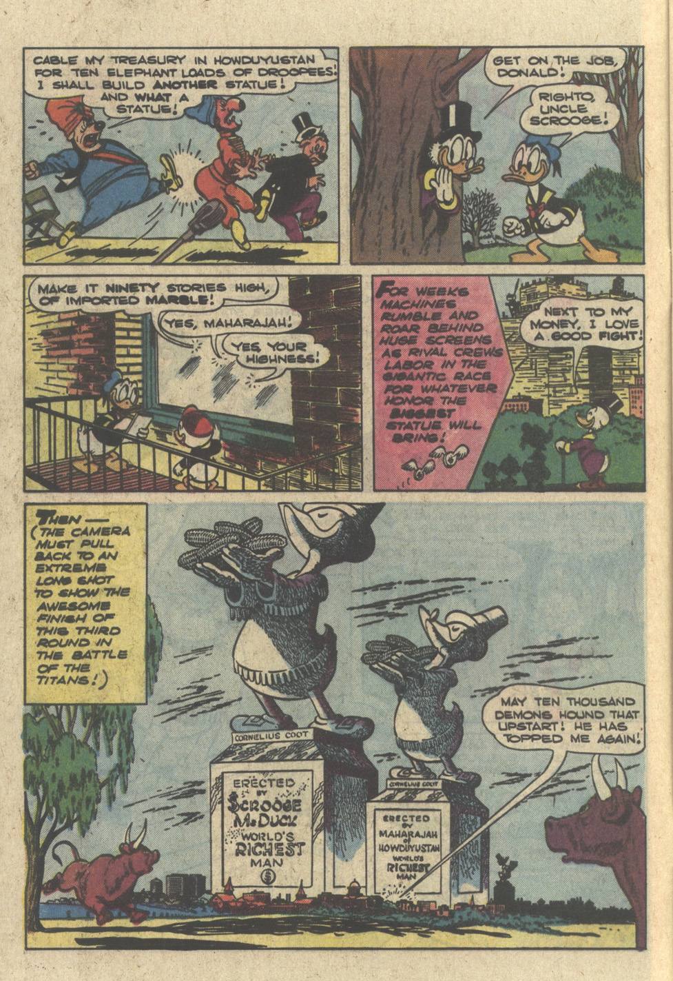 Read online Uncle Scrooge (1953) comic -  Issue #226 - 8