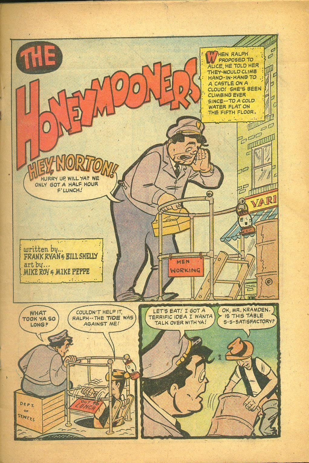 Jackie Gleason issue 3 - Page 3