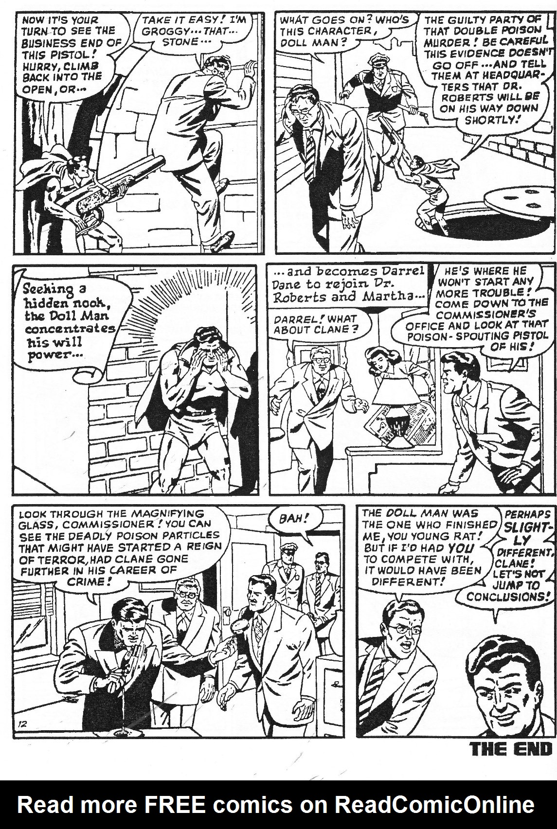 Read online Men of Mystery Comics comic -  Issue #62 - 14