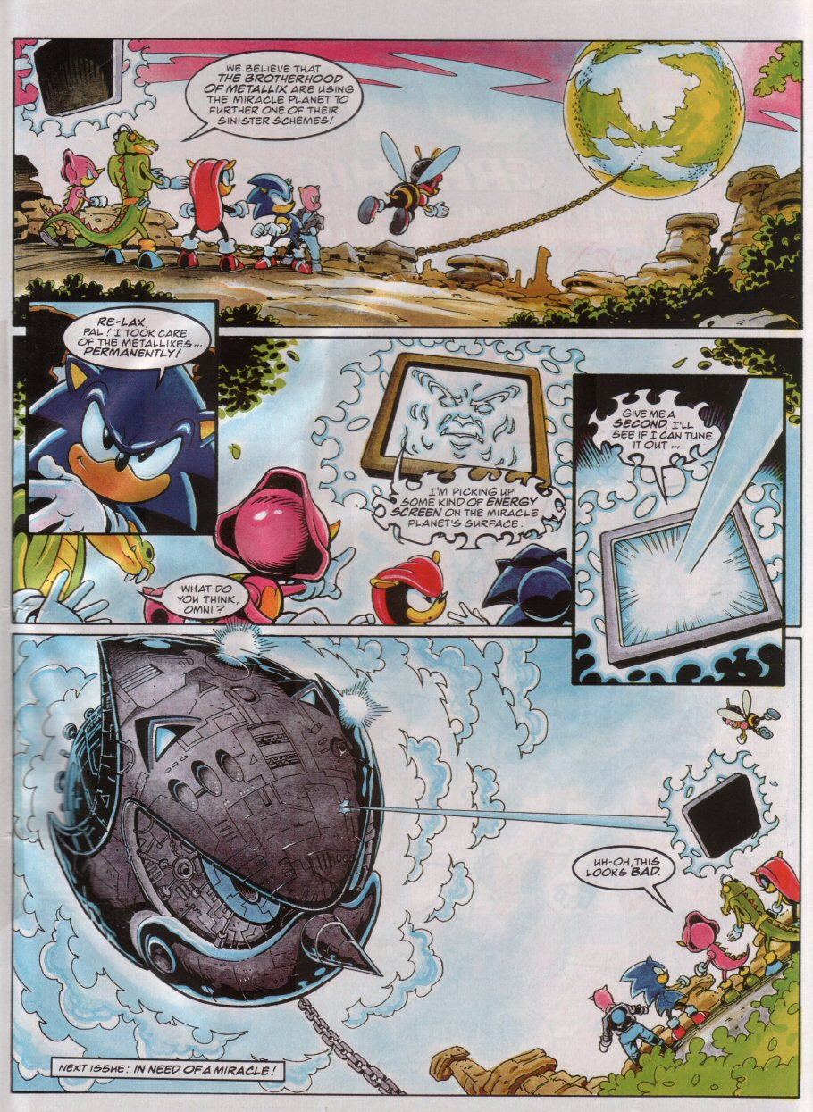 Read online Sonic the Comic comic -  Issue #67 - 9