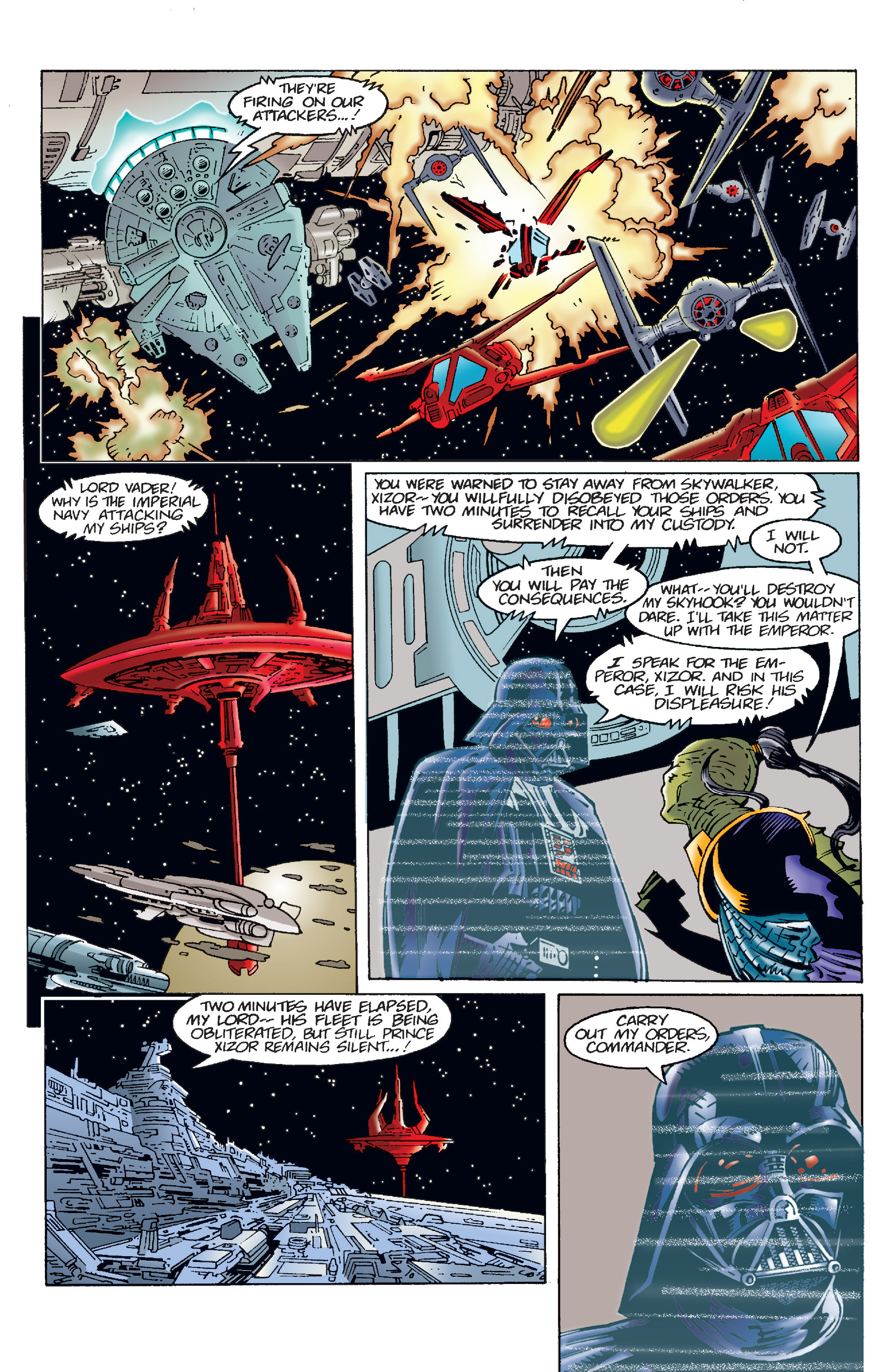 Read online Star Wars Omnibus comic -  Issue # Vol. 11 - 144