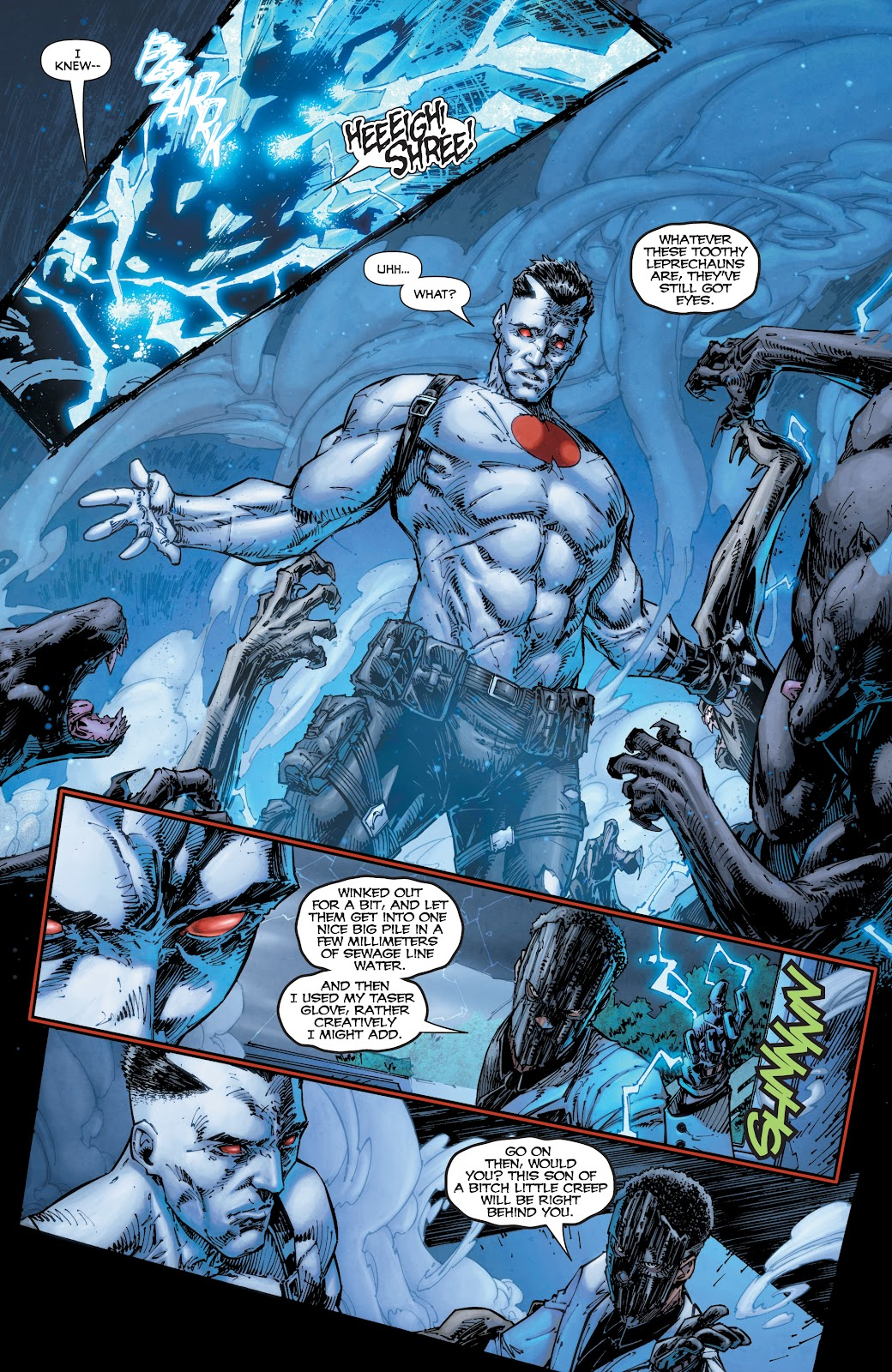 Read online Bloodshot (2019) comic -  Issue #4 - 19