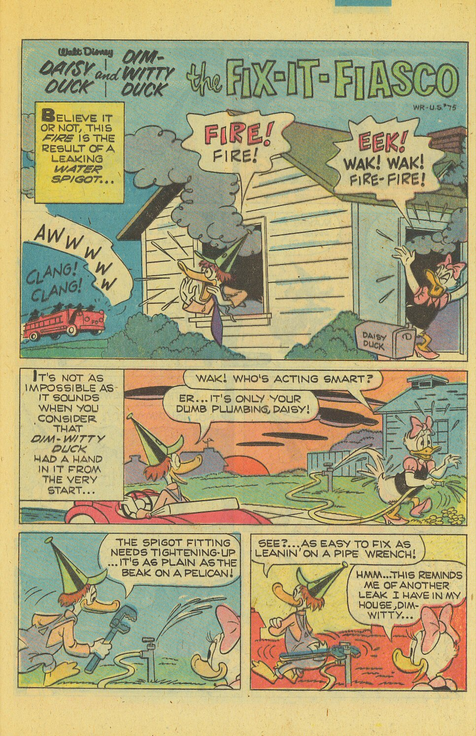 Read online Uncle Scrooge (1953) comic -  Issue #169 - 21