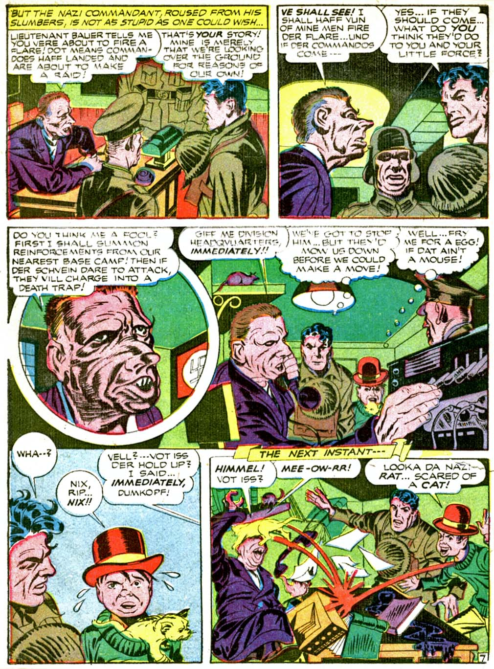Boy Commandos issue 2 - Page 63