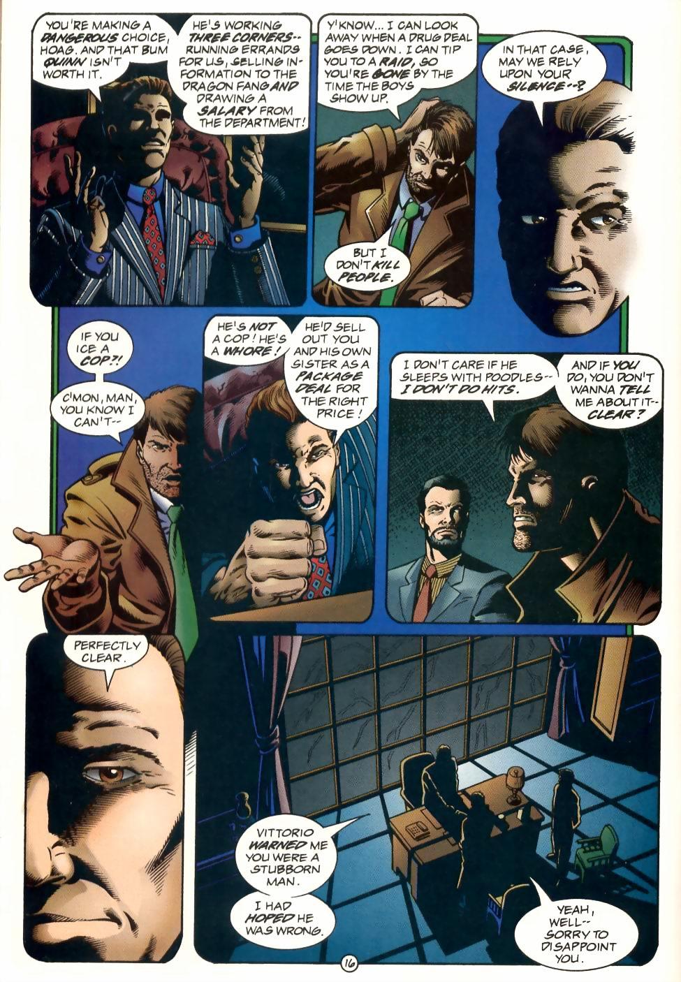 Read online Sludge comic -  Issue #1 - 17