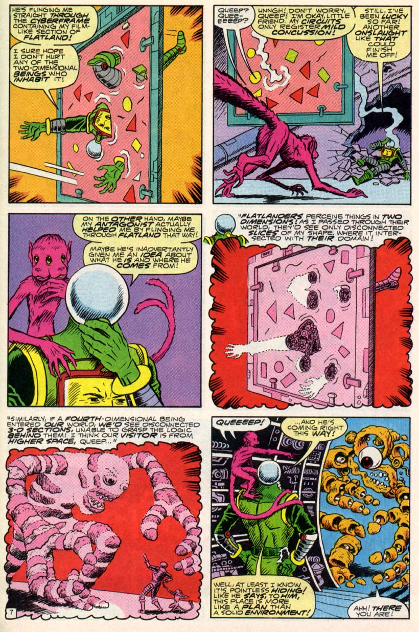 Read online 1963 comic -  Issue #3 - 20