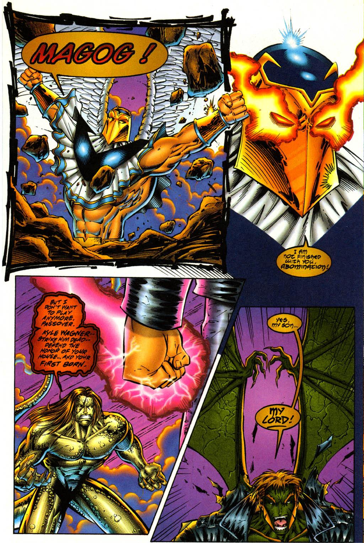 Read online Avengelyne (1996) comic -  Issue #3 - 10