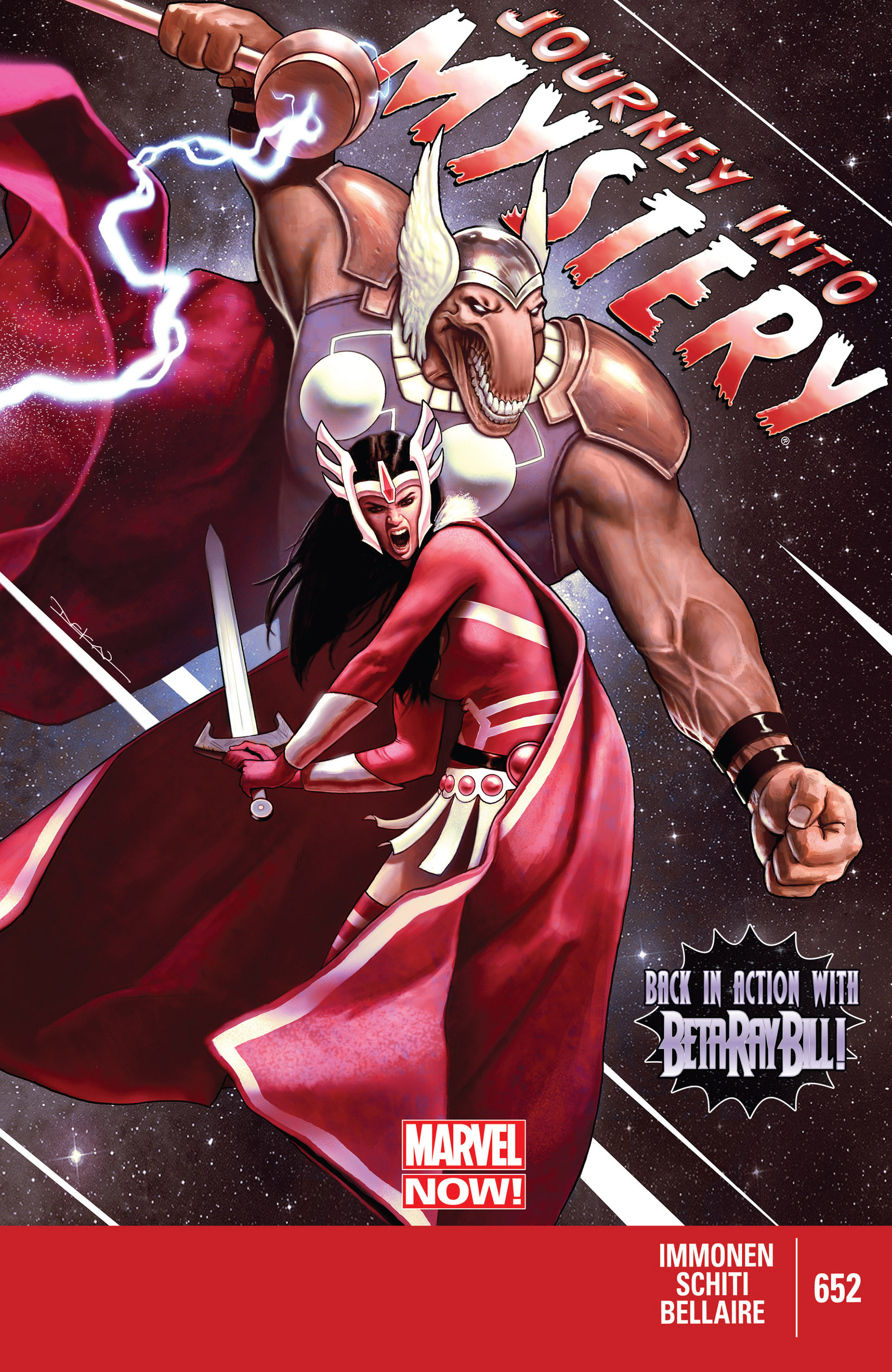 Read online Journey into Mystery (2011) comic -  Issue #652 - 1