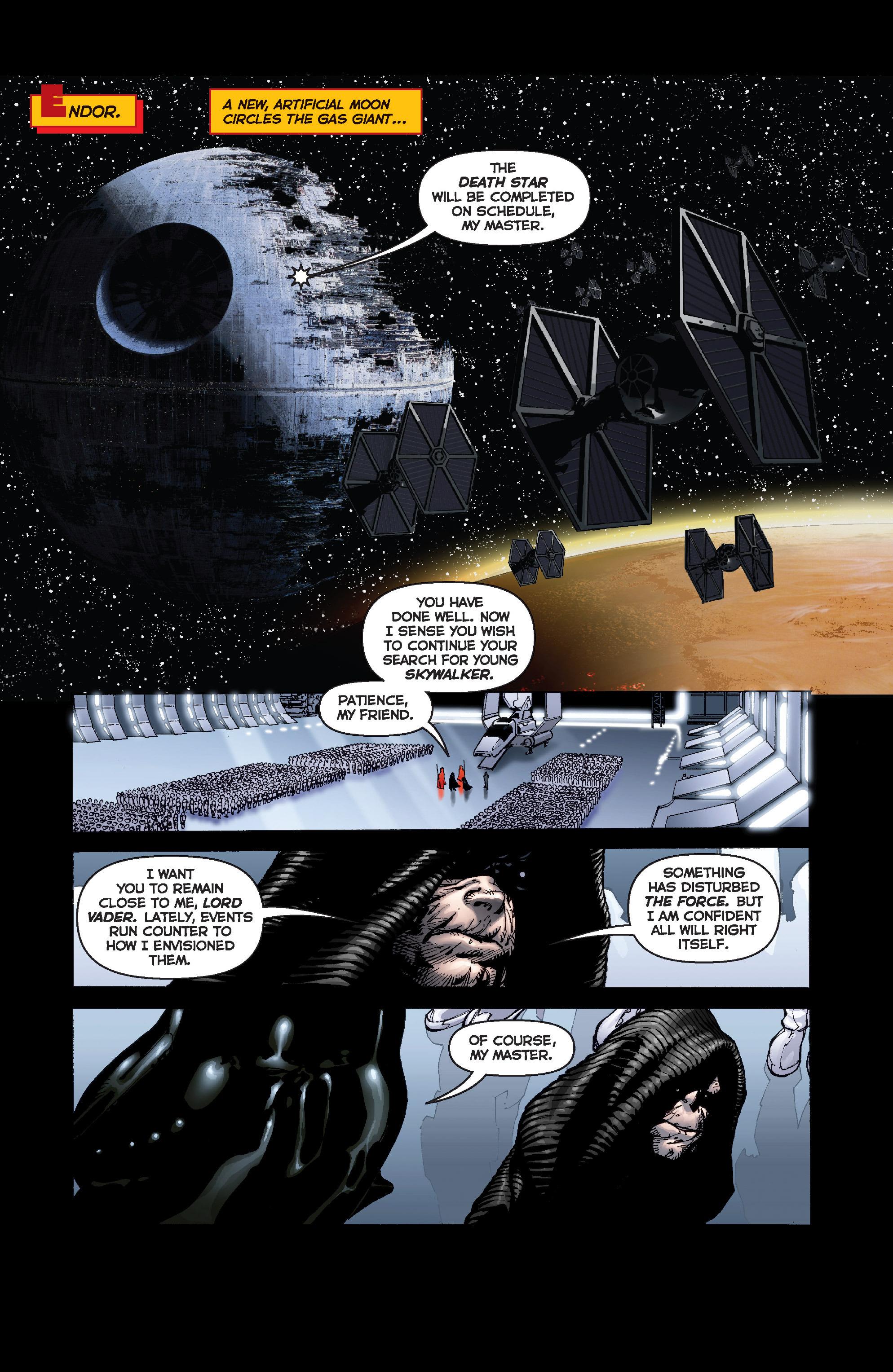 Read online Star Wars Omnibus comic -  Issue # Vol. 27 - 200