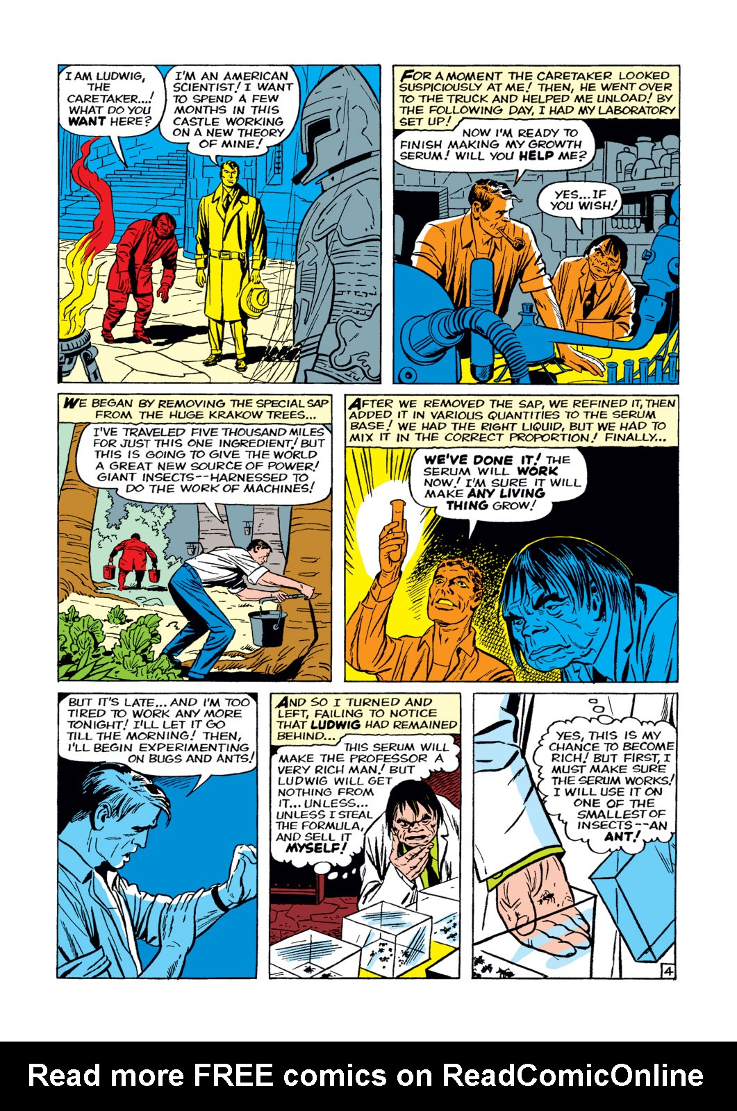Tales to Astonish (1959) issue 14 - Page 5