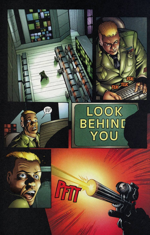 Read online Turok comic -  Issue #2 - 14