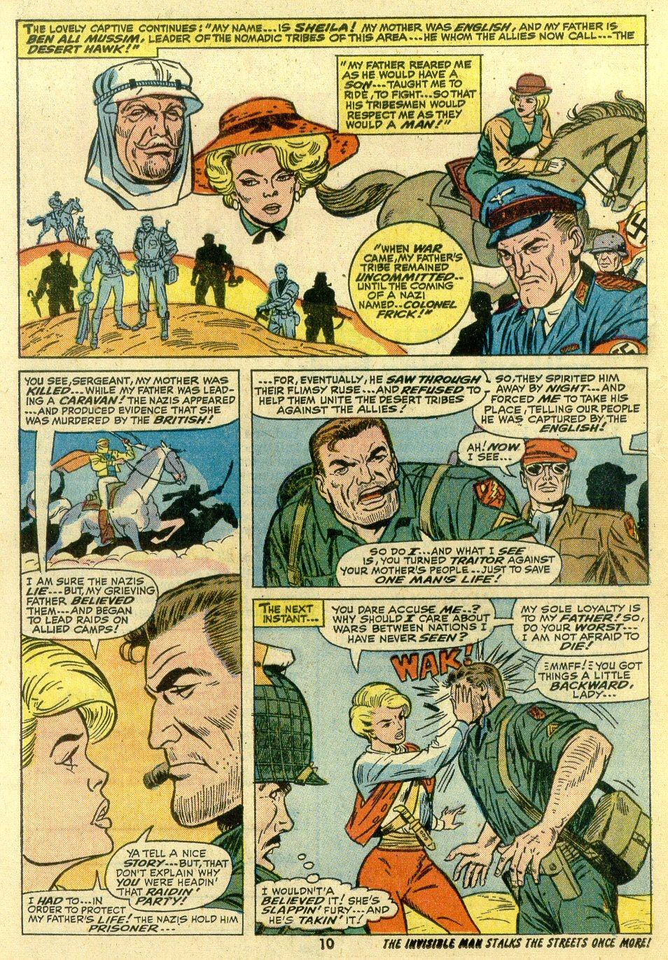 Read online Sgt. Fury comic -  Issue #107 - 12