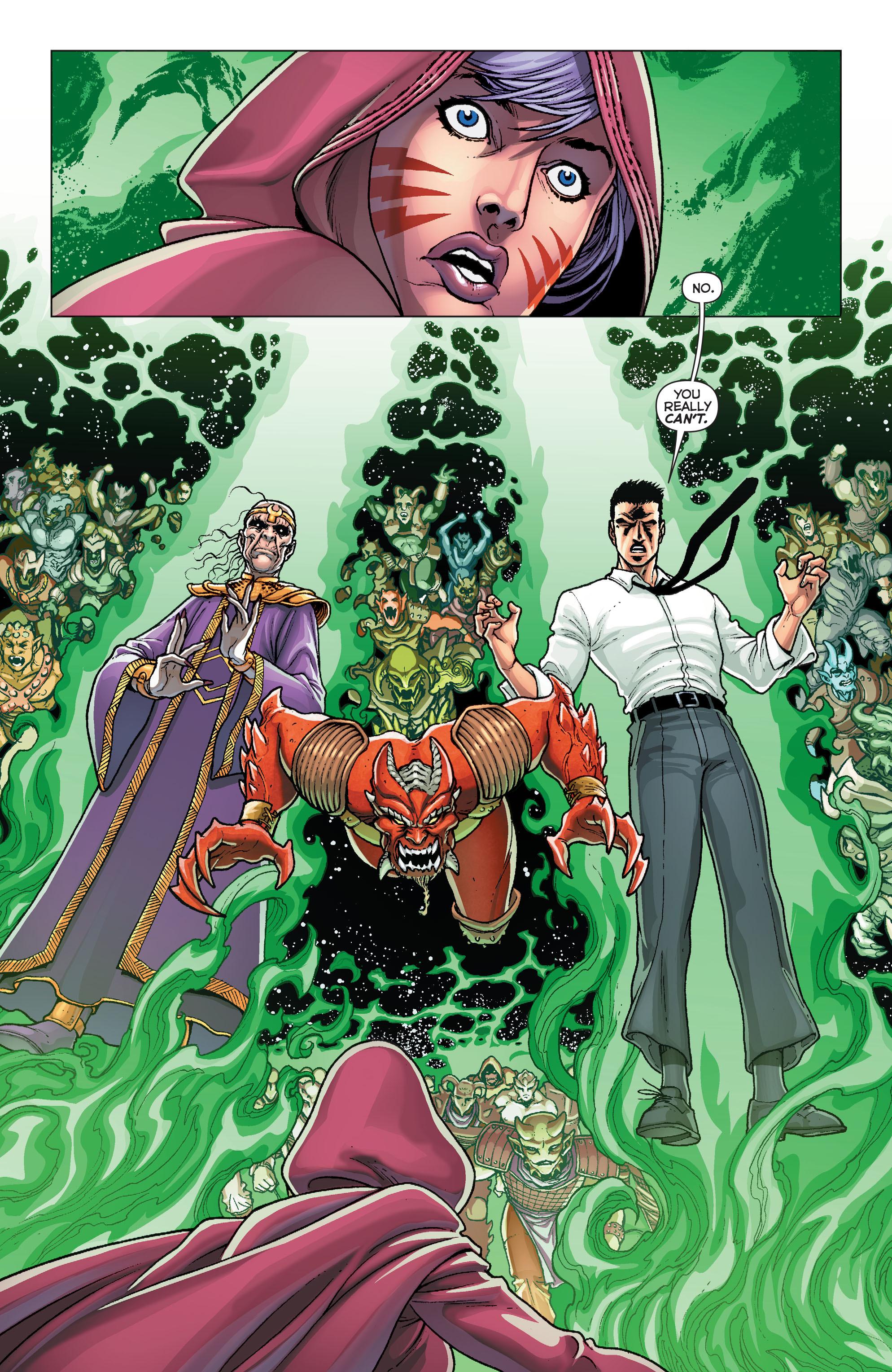 Read online Trinity of Sin: Pandora comic -  Issue #8 - 7