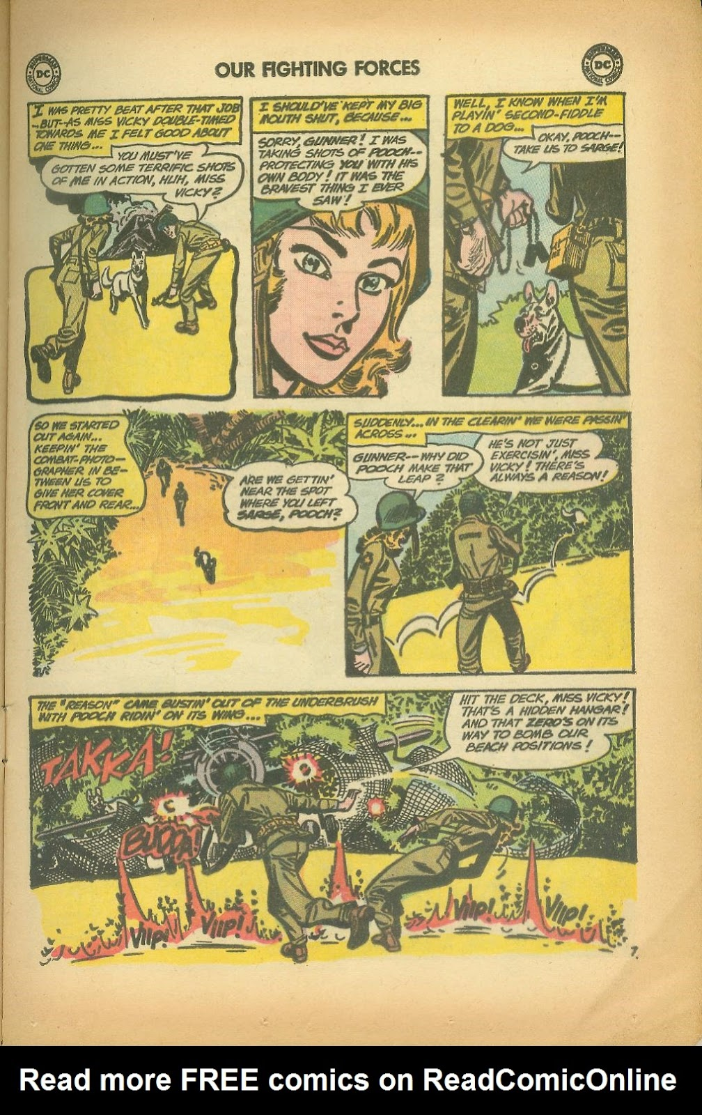 Our Fighting Forces (1954) issue 65 - Page 9