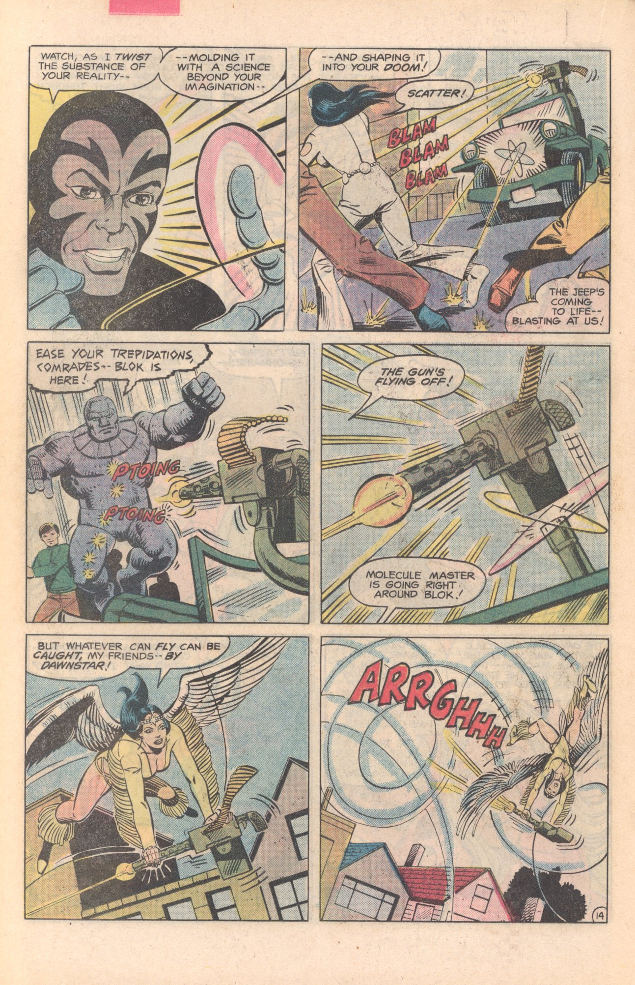 Legion of Super-Heroes (1980) 281 Page 14