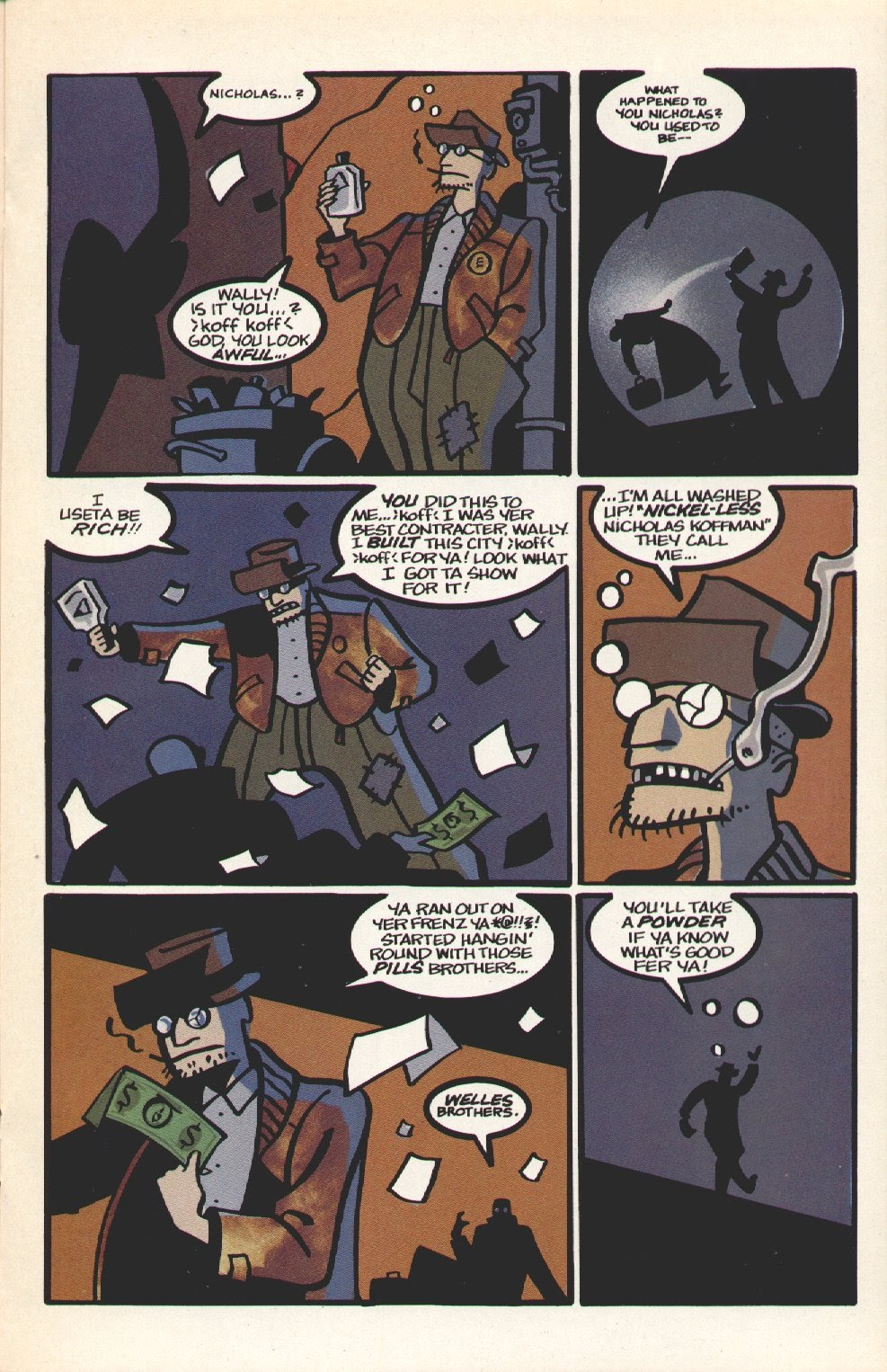 Mister X issue 11 - Page 15